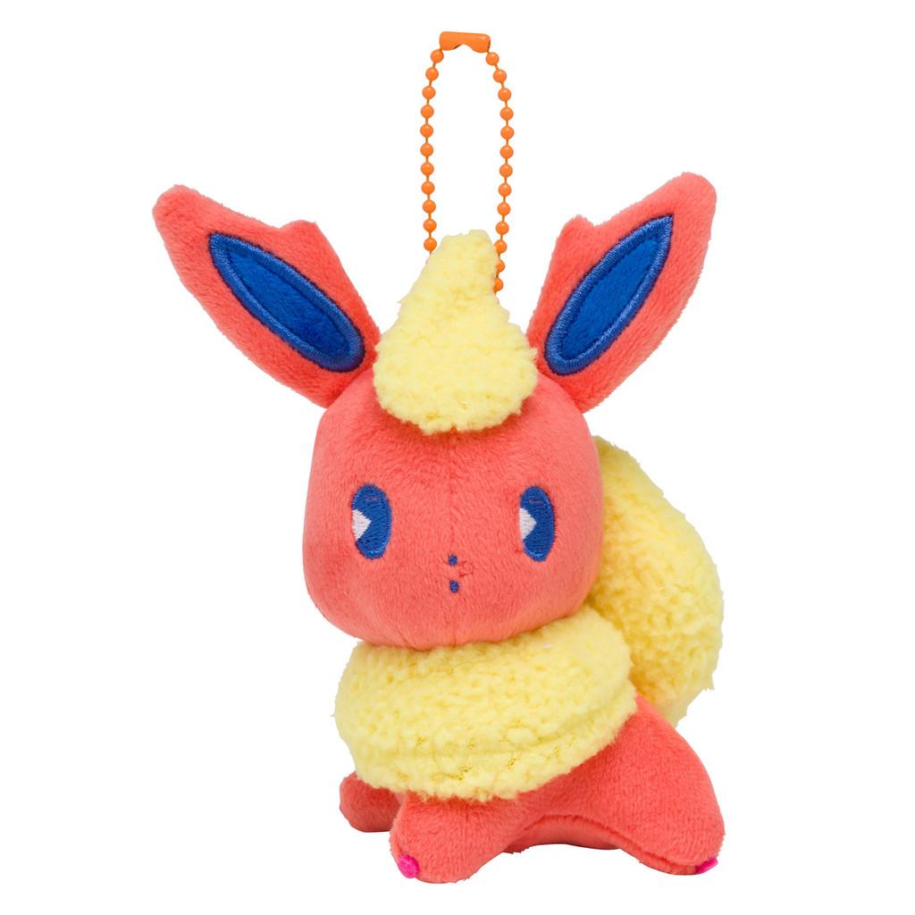 Pokemon Center Original Mascot Mix au Lait Flareon 0101