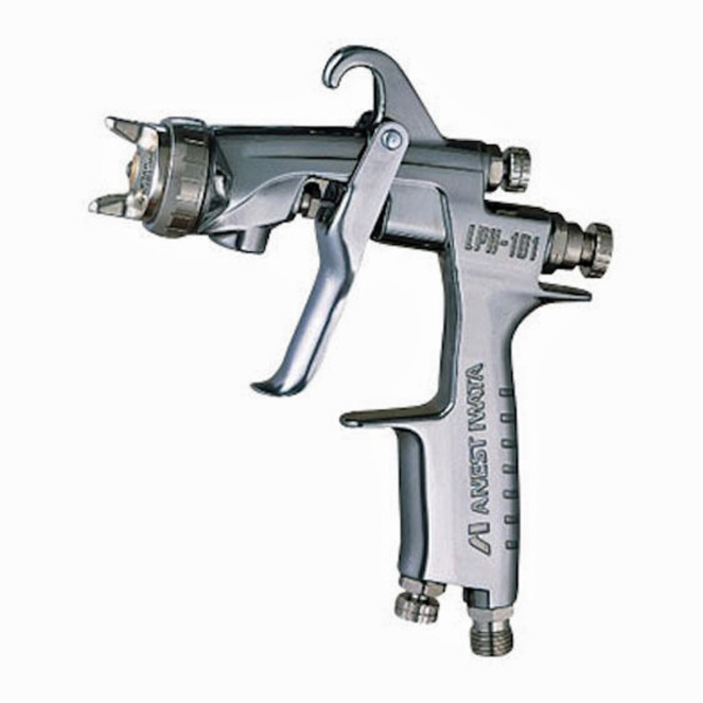 Anest Iwata LPH-101-124LVS Low Pressure Gravity Spray Gun 1.2mm (without Cup)