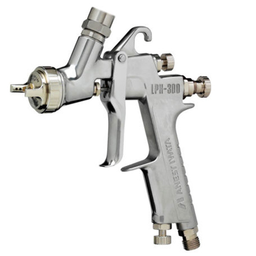 Anest Iwata LPH-300-124LV Portable Low Pressure Spray Gun 1.2mm (without Cup)