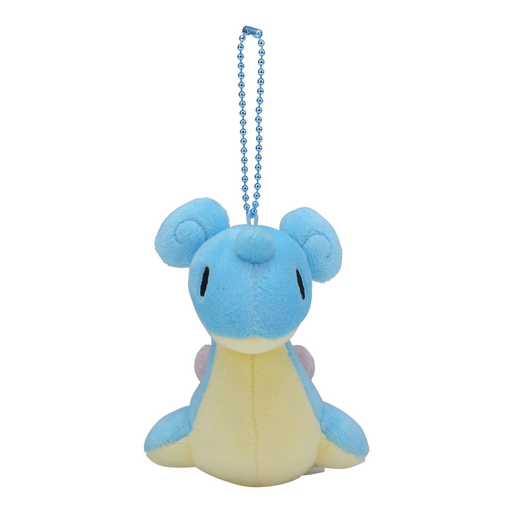 Pokemon Center Original Mocchiri Mascot Pokemon Dolls Lapras (Laplace) 0101