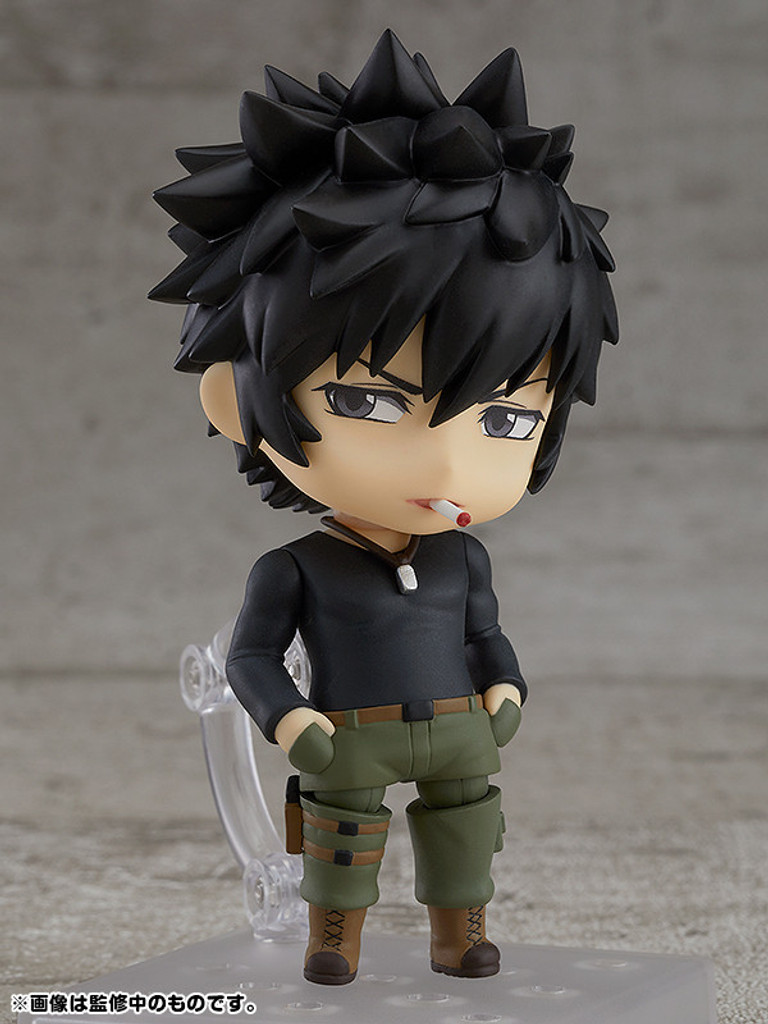 Orange Rouge Nendoroid 1066 Shinya Kogami (PSYCHO-PASS Sinners of the System)