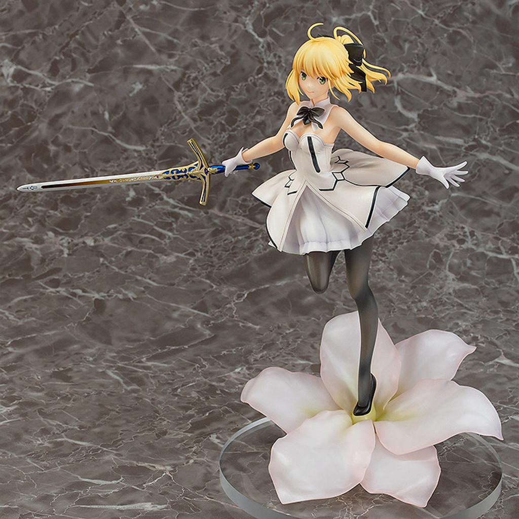 Aquamarine Saber/Altria Pendragon (Lily) 1/7 Scale Figure (Fate/Grand Order)