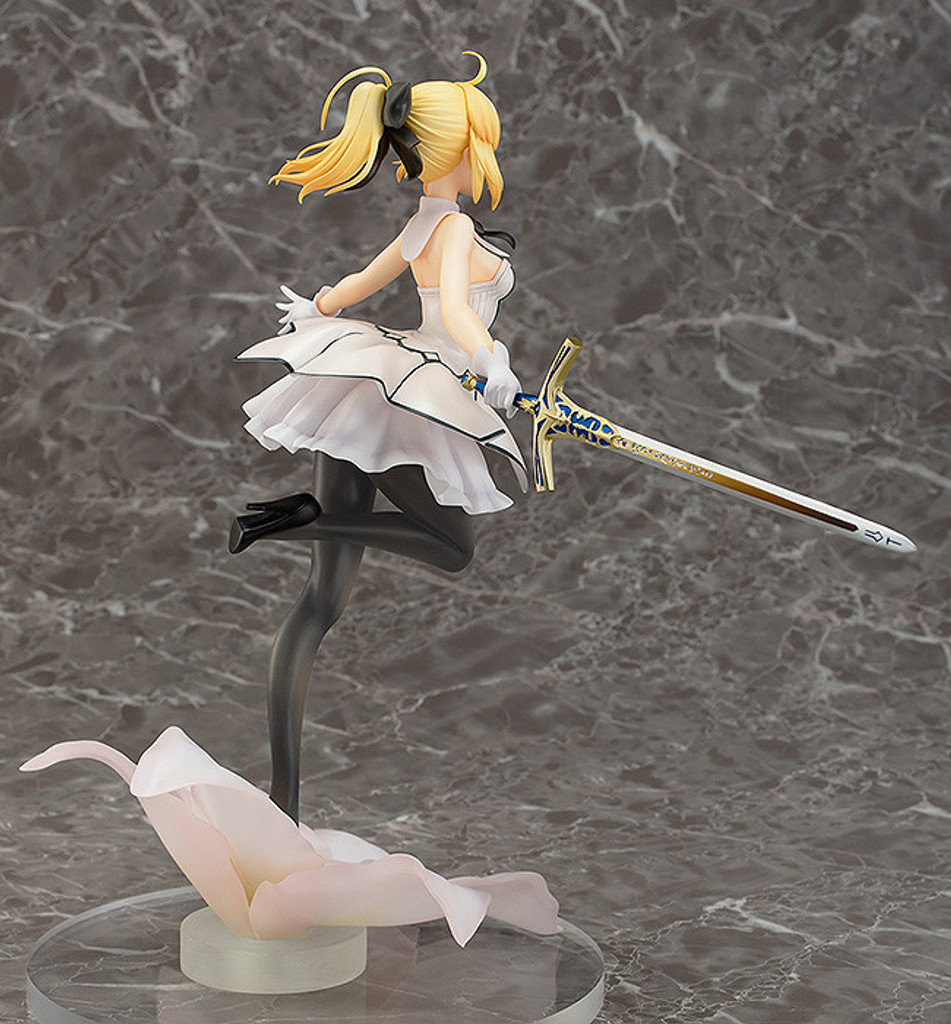Aquamarine Saber/Altria Pendragon (Lily) 1/7 Scale Figure (Fate/Grand Order)