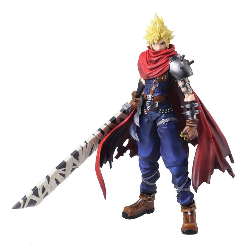 Square Enix Bring Arts Final Fantasy Cloud Strife Another Form Ver. Figure