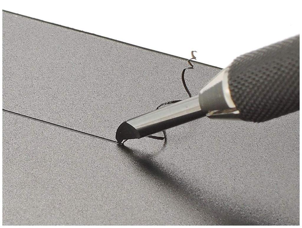 Tamiya 74147 Craft Tools Fine Engraving Blade 0.4mm