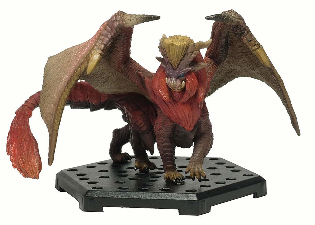 Capcom Figure Builder Vol. 13 BOX Monster Hunter World (6 Pcs + Bonus)