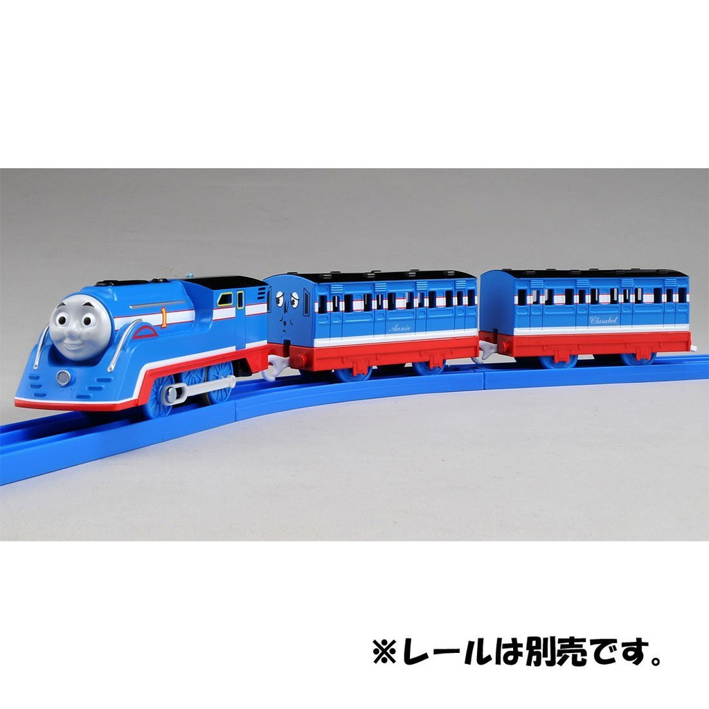 Takara Tomy Pla-rail Plarail TS-20 Thomas The Tank Engine Streamlining Thomas Train