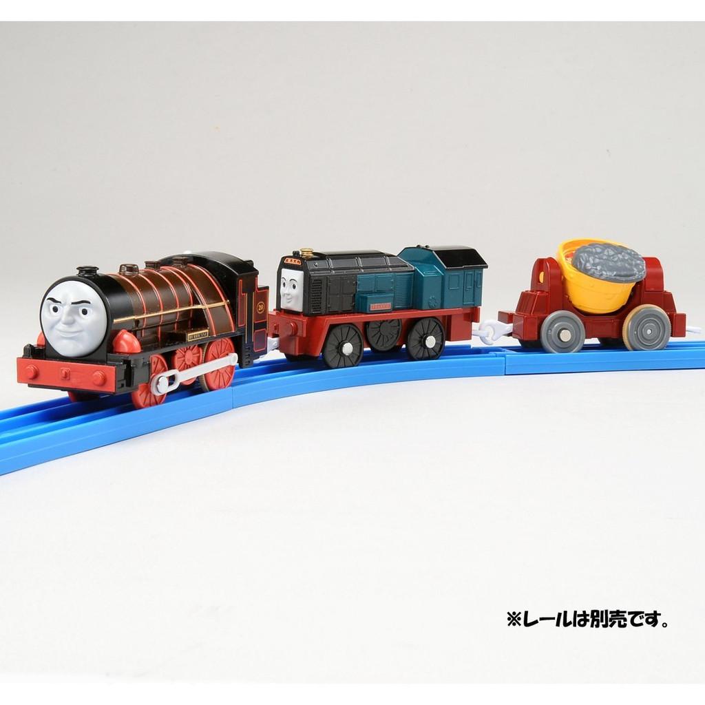 Takara Tomy Pla-rail Plarail TS-22 Thomas The Tank Engine Hurricane & Frankie Train