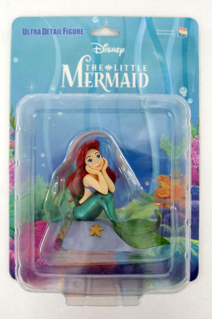 Medicom UDF-449 Ultra Detail Figure Studio Disney Series 7 Little Mermaid Ariel