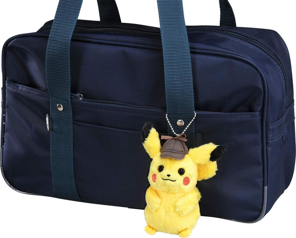 Takara Tomy Mascot Pokemon Detective Pikachu