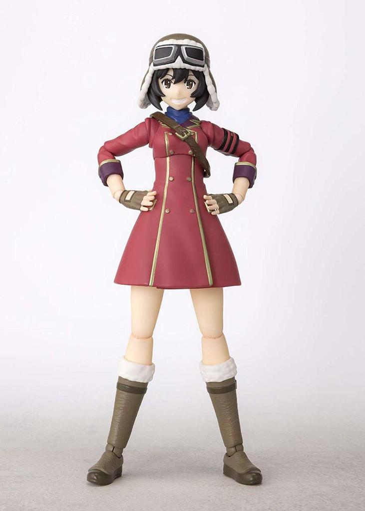 Bandai S.H. Figuarts The Magnificent Kotobuki Kirie Figure
