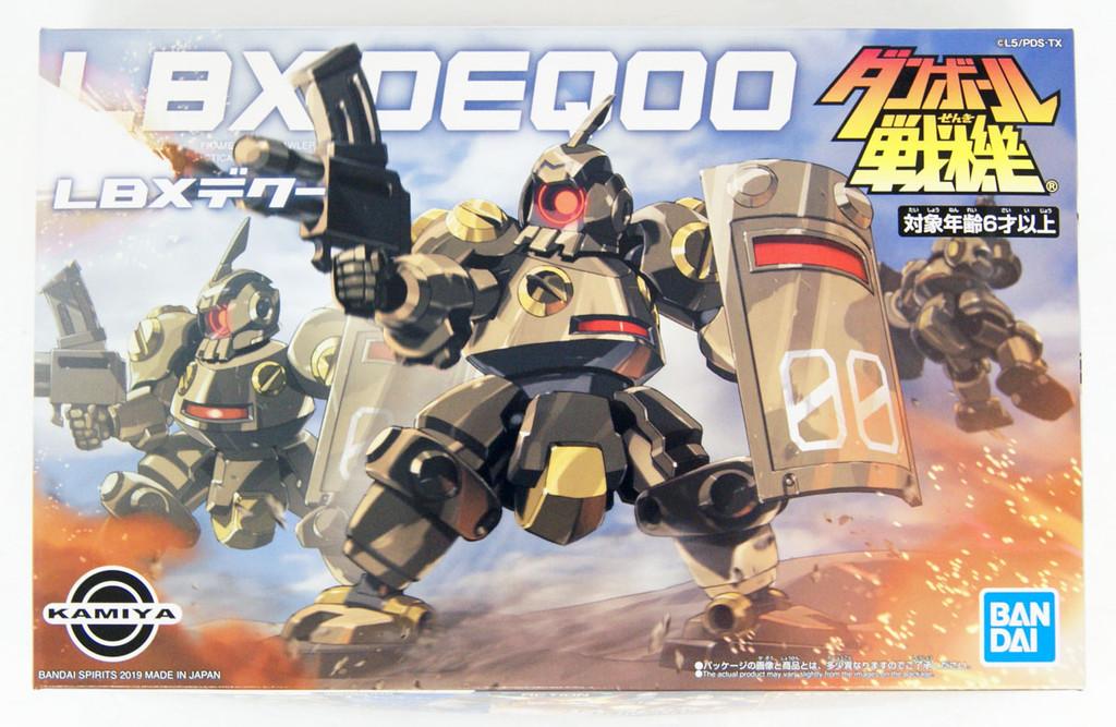Bandai Danball Senki LBX Deqoo Non-Scale Plastic Model  Kit