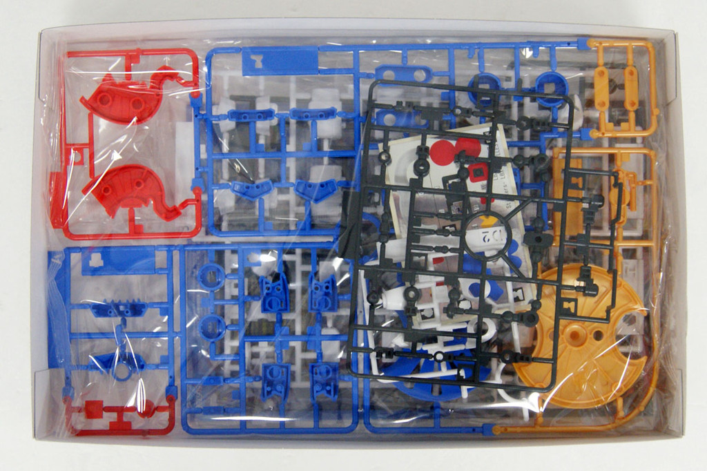 Bandai Danball Senki LBX Achilles Non-Scale Plastic Model  Kit