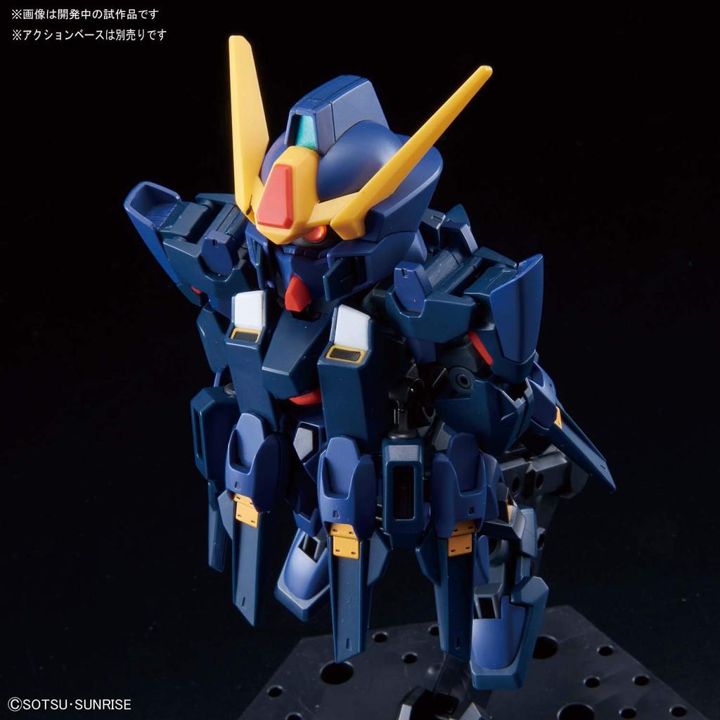 Bandai SD Gundam Cross Silhouette Sisquiede (Titans Colors) Non Scale Kit