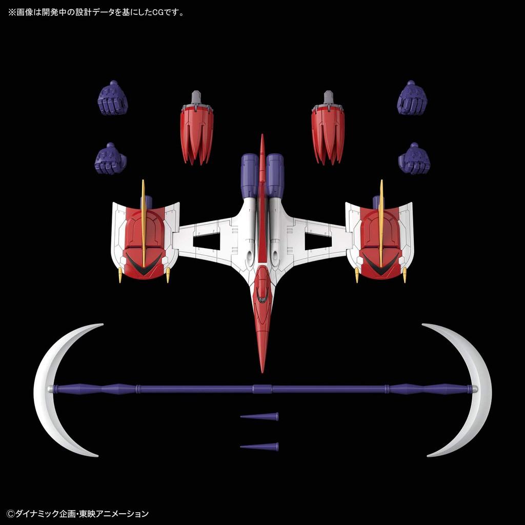 Bandai HG UFO Robo Grendizer (Infinitism) 1/144 Scale Plastic Model Kit