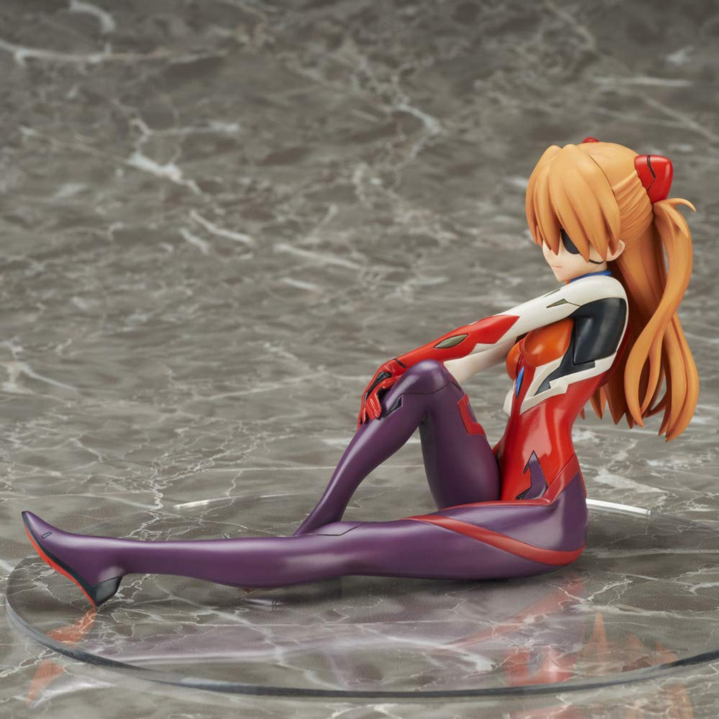BellFine Asuka Langley Plugsuit Ver. 1/7 Scale Figure (Evangelion 3.0)