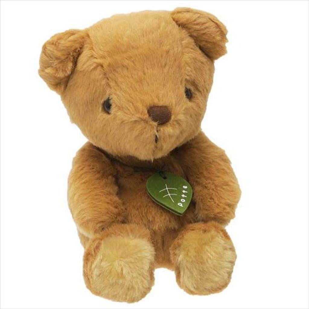 Sun Arrow Potte Plush Doll Bear (Brown) TJN