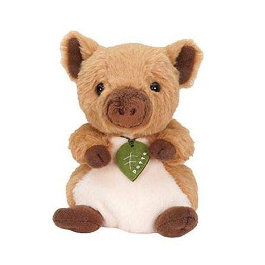 Sun Arrow Potte Plush Doll Wild Boar Piglet TJN