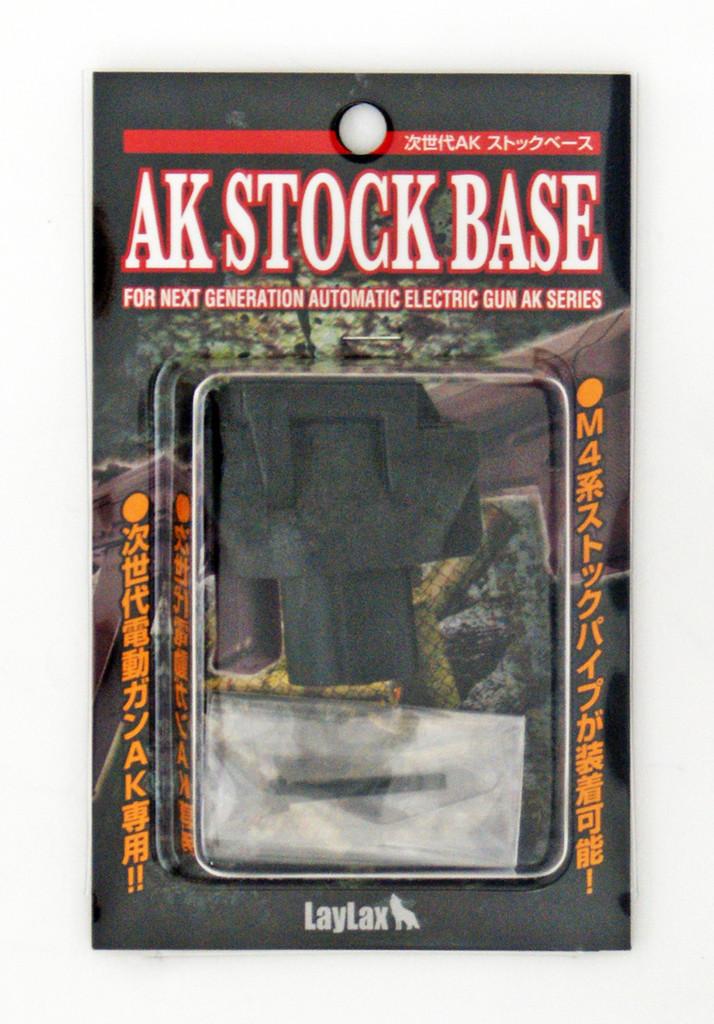 Laylax F-Factory Stock base for Tokyo Marui Next Gen AEG AK102/AKS74N/AKS74U 144508