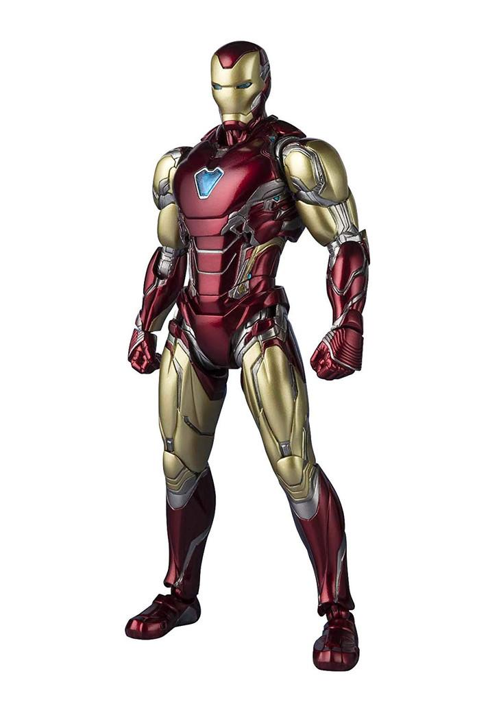 Bandai S.H. Figuarts Iron Man Mark 85 Figure (Avengers: Endgame)