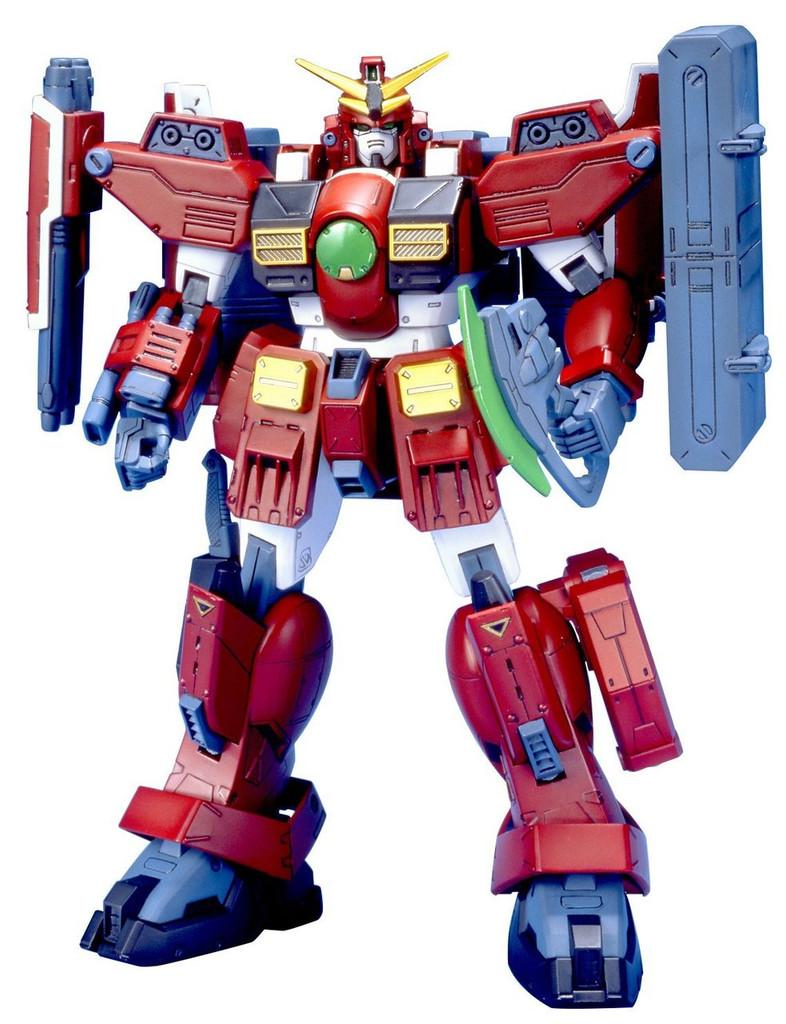 Bandai 551623 GT-9600-D Gundam Leopard D HG (Gundam X) 1/100 scale kit