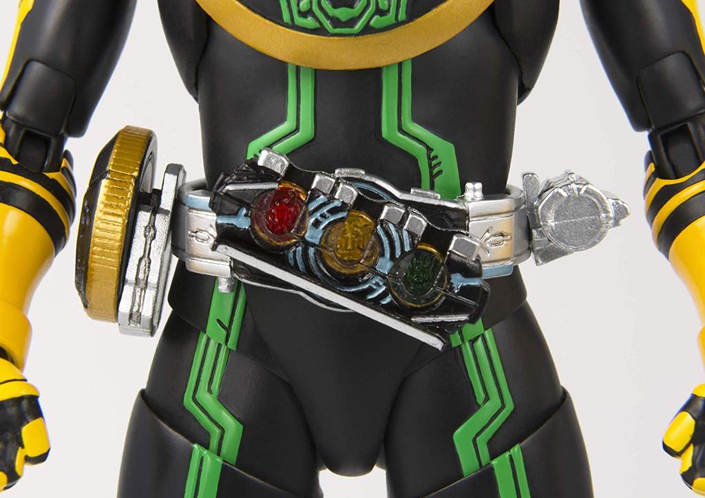 Bandai S.H. Figuarts Kamen Rider OOO Tatoba Combo Figure (Shinkocchou Seihou)