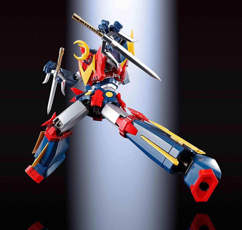 Bandai Soul of Chogokin GX-84 Invincible Super Man Zambot 3 F.A. Figure