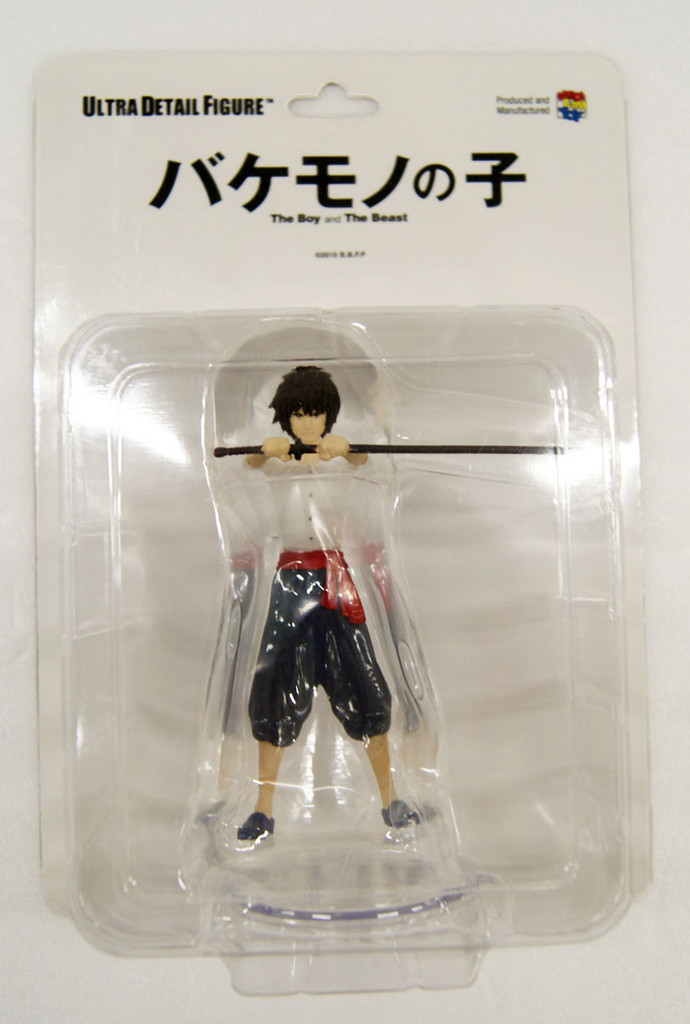 Medicom UDF-441 Ultra Detail Figure Studio Chizu Works Kyuuta (Teen) (The Boy and the Beast)