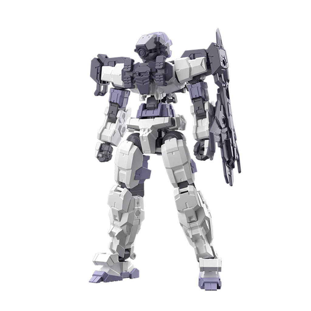 Bandai 30 MM Option Armor for Long Range Sniping for ALTO/ Dark Gray 1/144 Scale