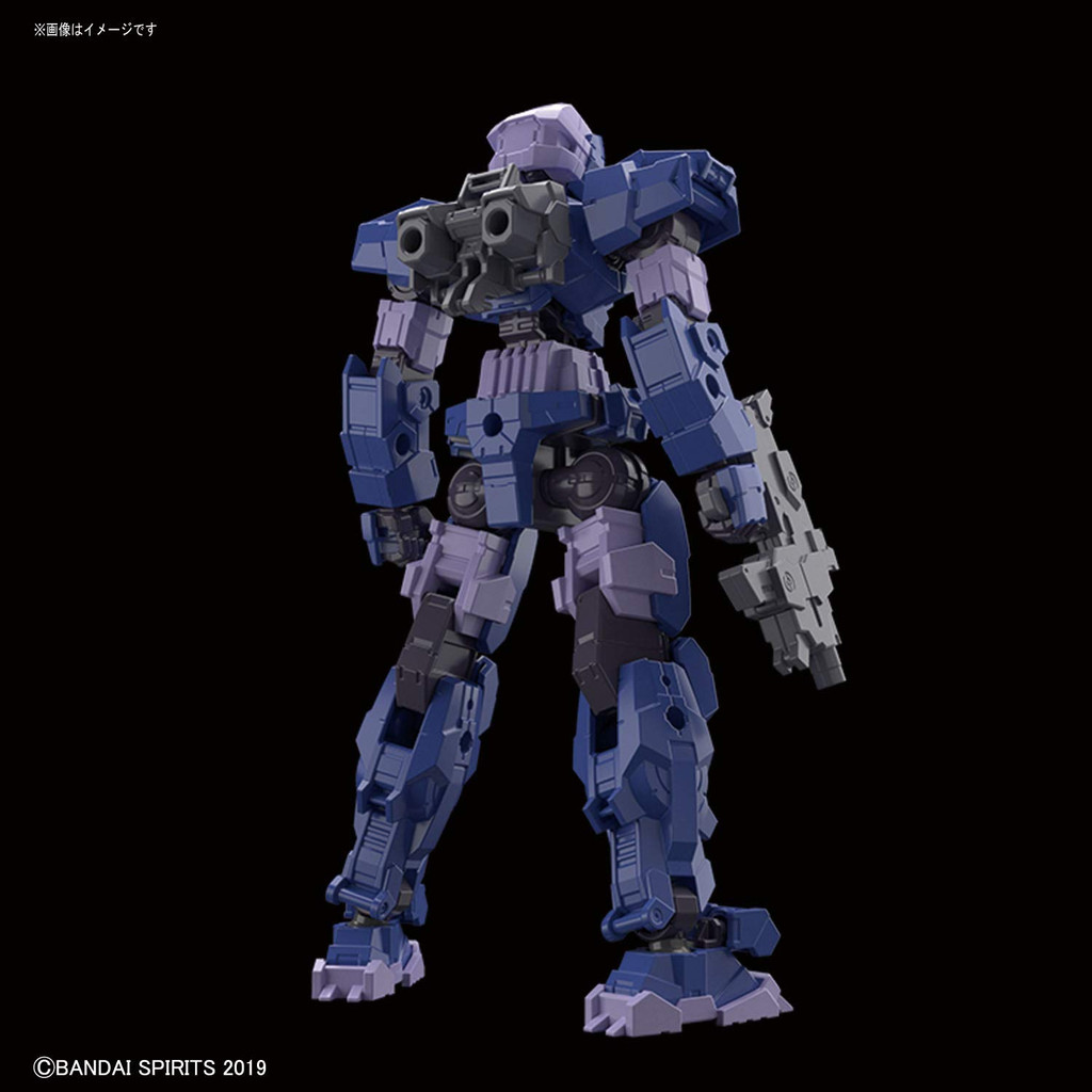 Bandai 30 Minutes Missions eEMX-17 ALTO (Blue)  1/144 Scale Kits