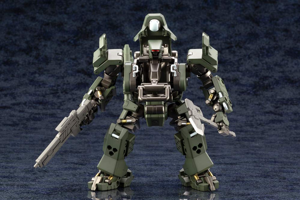 Kotobukiya HG040 Hexa Gear Bulkarm Alpha Jungle Type 1/24 Scale Kit