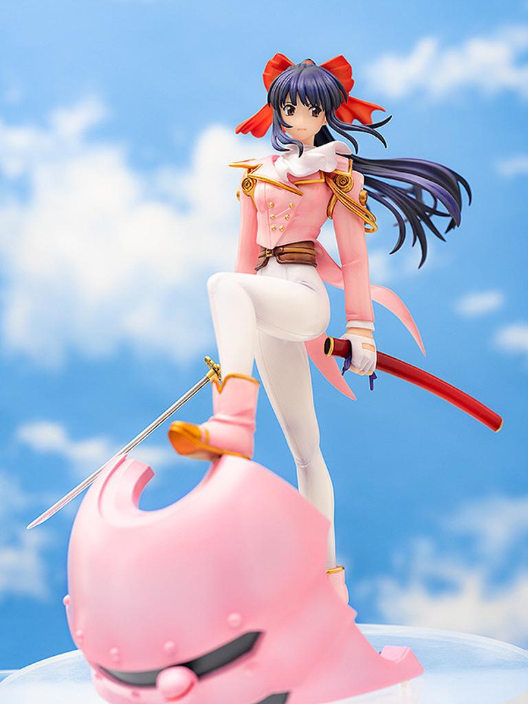 Aquamarine Sakura Shinguji 1/9 Scale Figure (Sakura Wars)