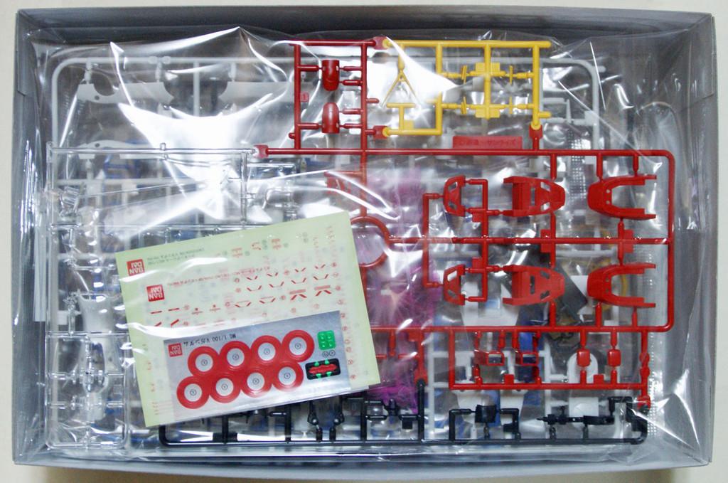 Bandai MG 615398 VICTORY Gundam VersionKa 1/100 Scale Kit