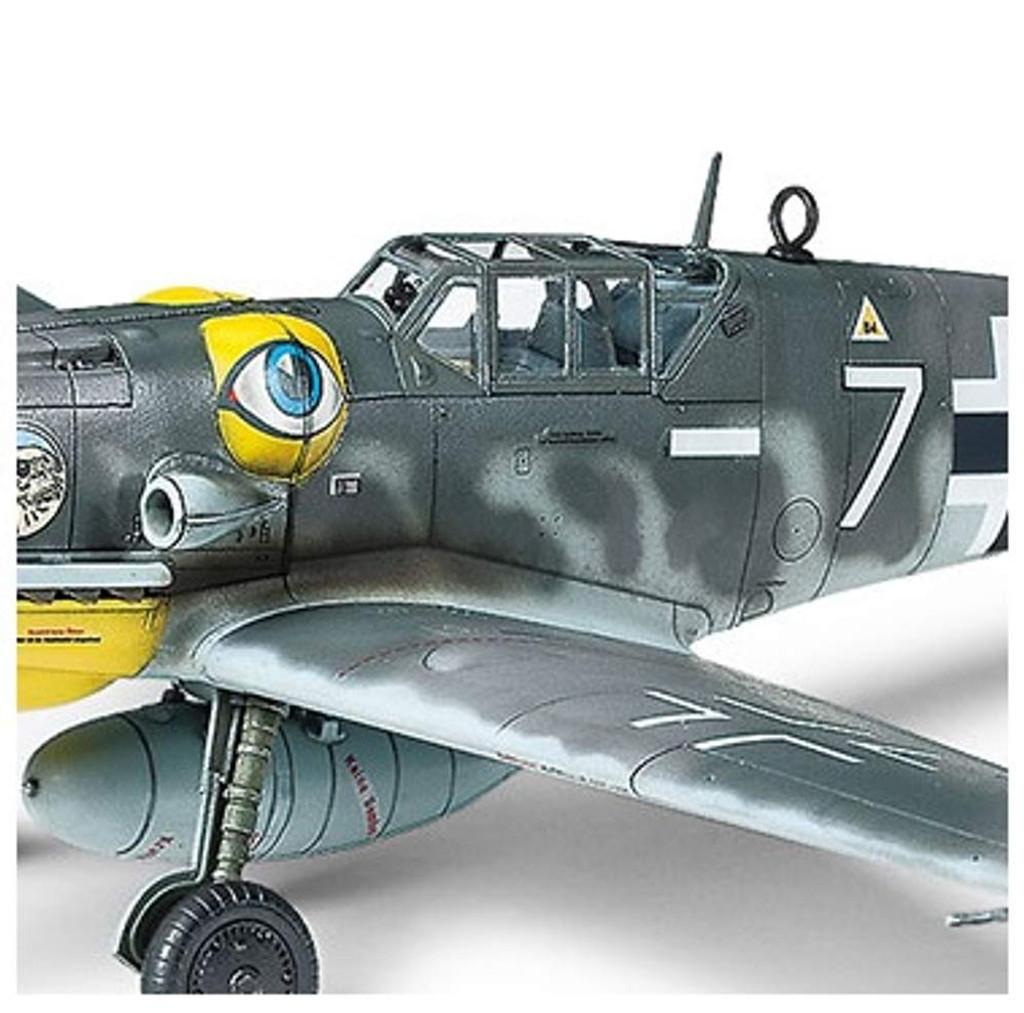 Tamiya 60790 Messerschmitt Bf109 G-6 1/72 scale Kit