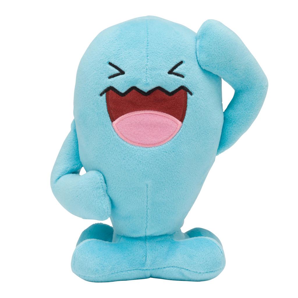 Pokemon Center Original Everyone Wobbuffet! Wobbuffett Plush Doll