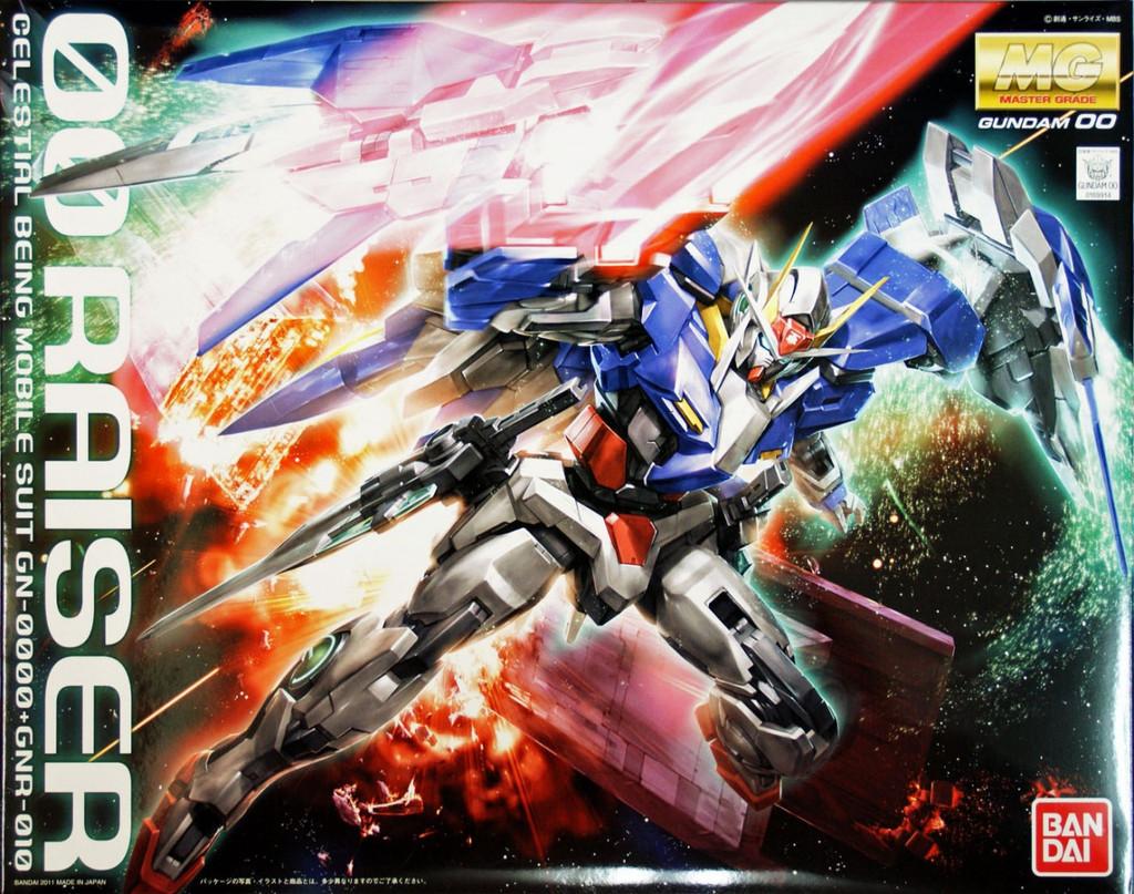 Bandai MG 699145 Gundam 00 Raiser 1/100 Scale Kit