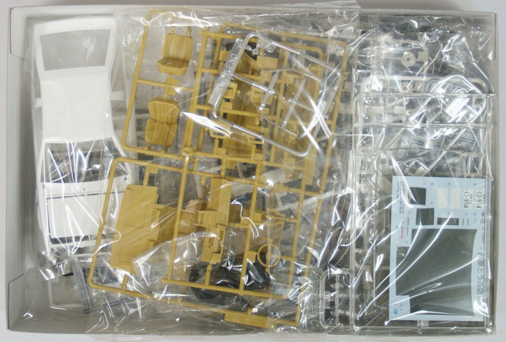Aoshima 04678 Initial D T.Fujiwara 86 Trueno (Comics Vol.37 Ver.) 1/24 scale kit
