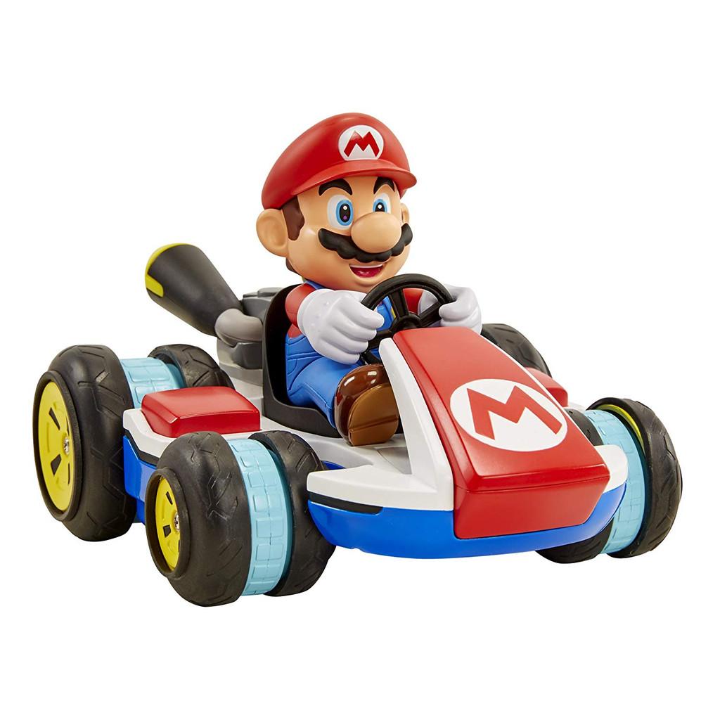 A Mario Kart RC-car.