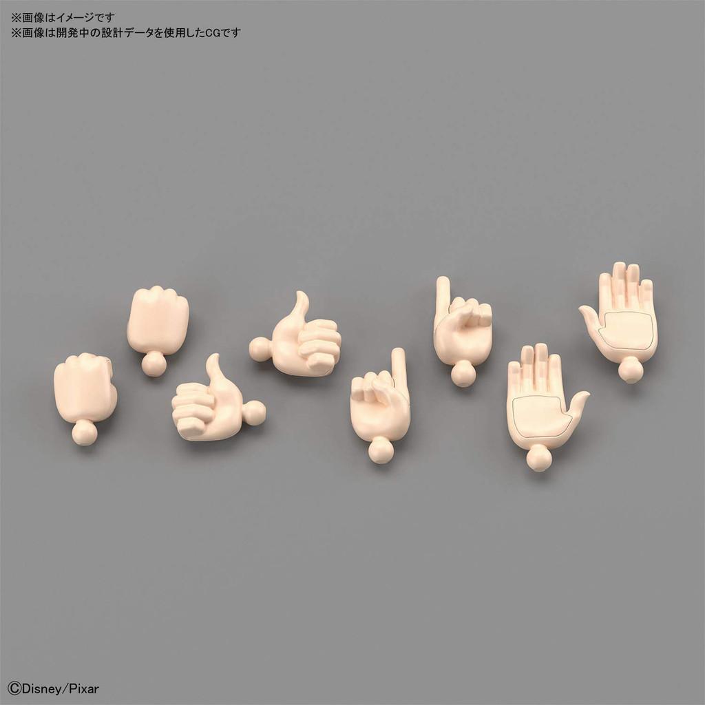 Bandai Toy Story 4 Woody Plastic Model Kit