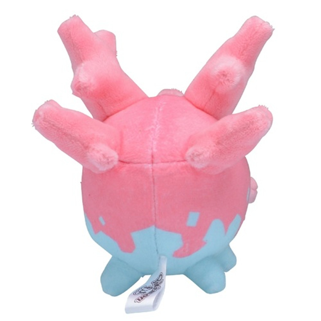 Pokemon Center Original Plush Doll Pokemon fit Corsola