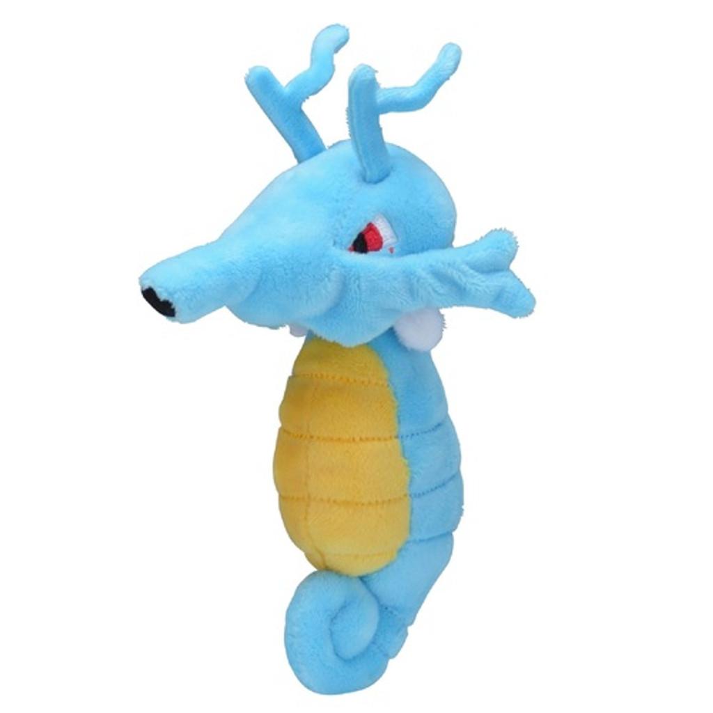 Pokemon Center Original Plush Doll Pokemon fit Kingdra
