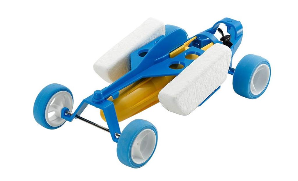 Tamiya 69926 Amphibious Vehicle Construction Set  (Blue/Yellow)
