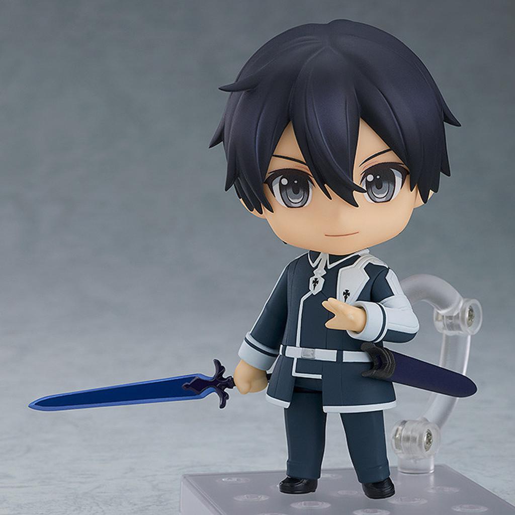 Good Smile Nendoroid 1138 Kirito: Elite Swordsman Ver. (Sword Art Online: Alicization)