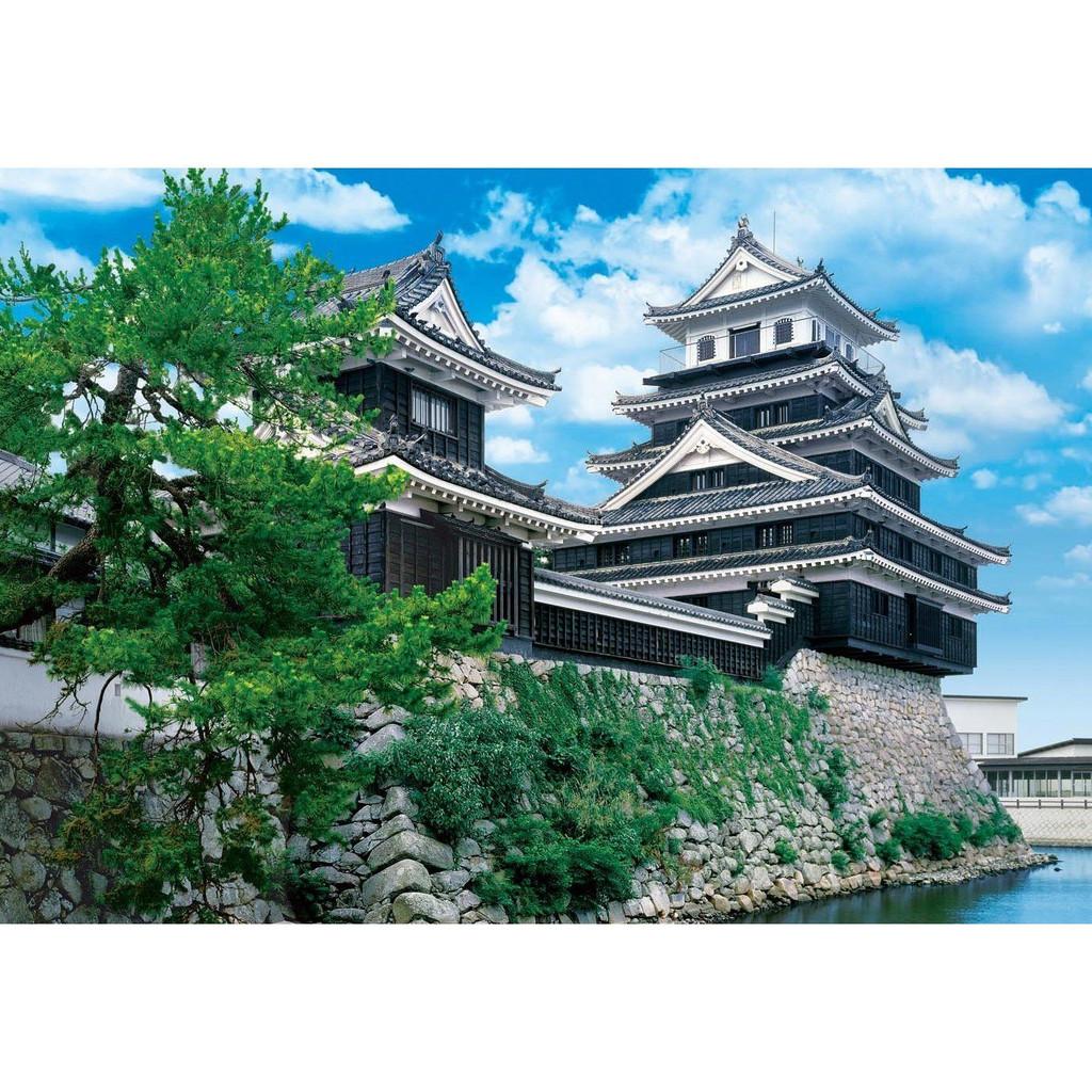 Apollo-sha Jigsaw Puzzle 48-619 Japanese Scenery Nakatsu Castle Oita(300 Pieces)
