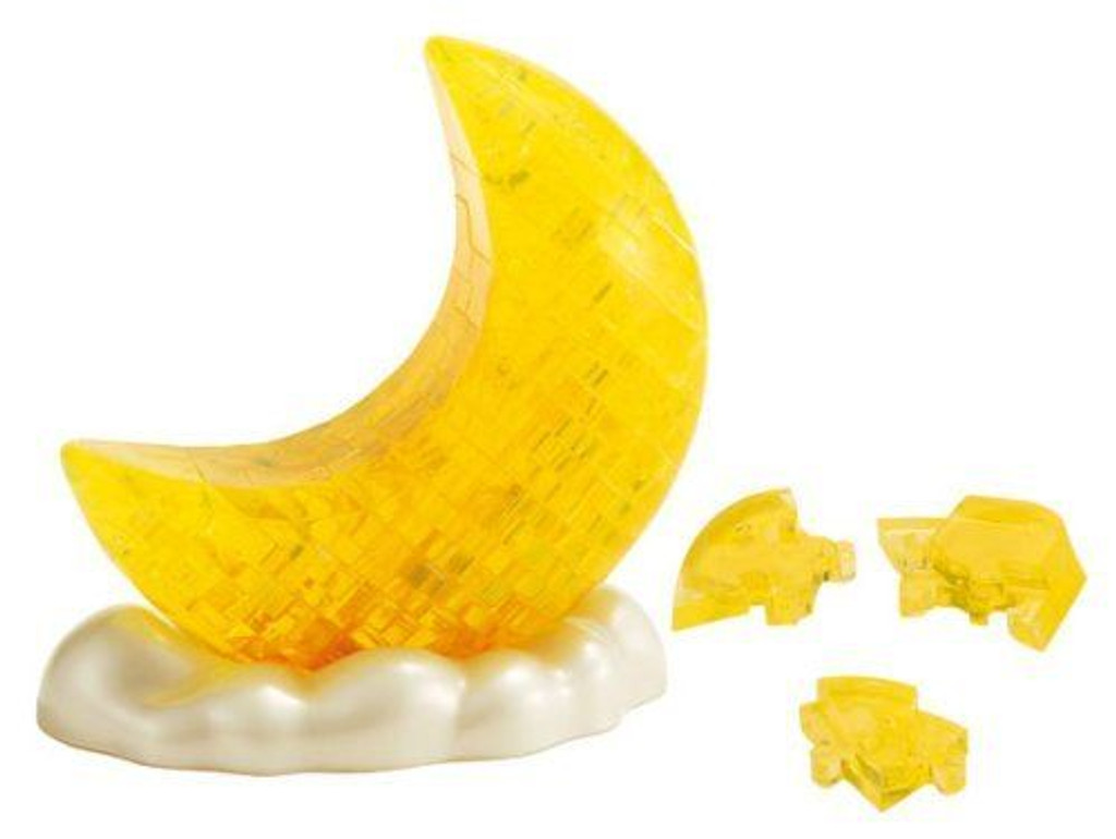 Beverly Crystal 3D Puzzle 50096 Crescent Moon