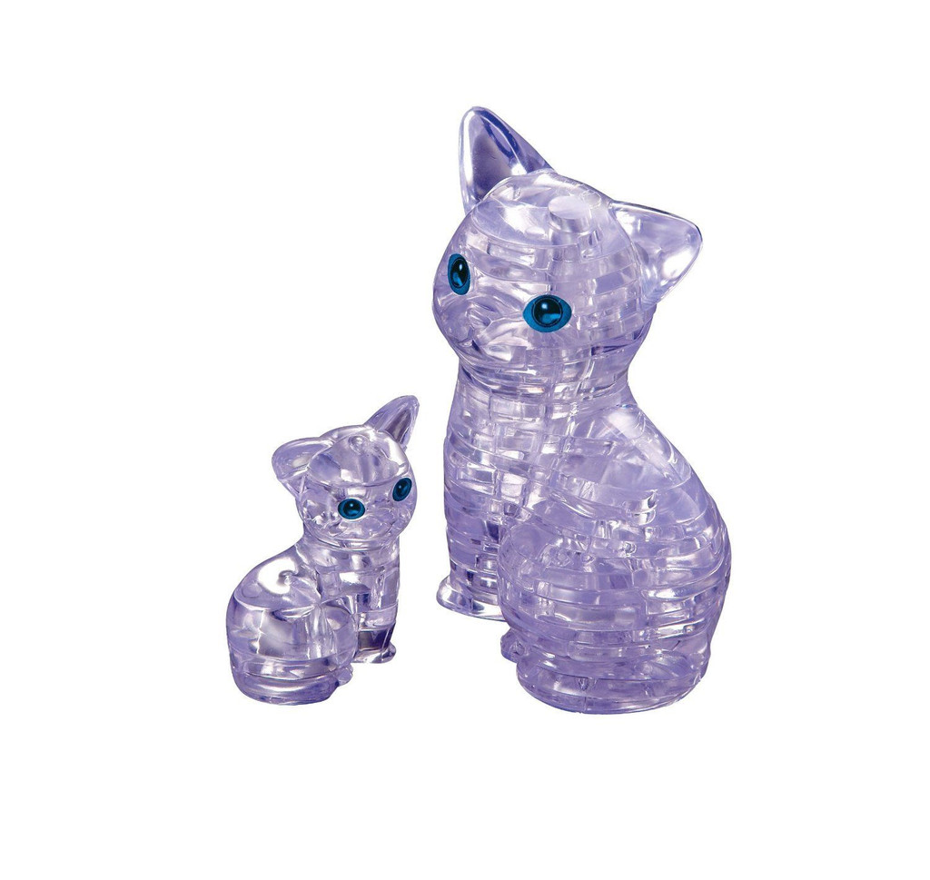 Beverly Crystal 3D Puzzle 50155 Cat