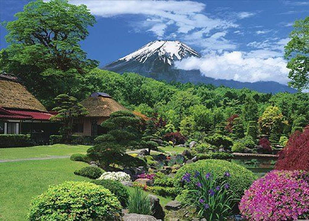 Epoch Jigsaw Puzzle 21-501 Japanese Scenery Mt. Fuji (3000 S-Pieces)