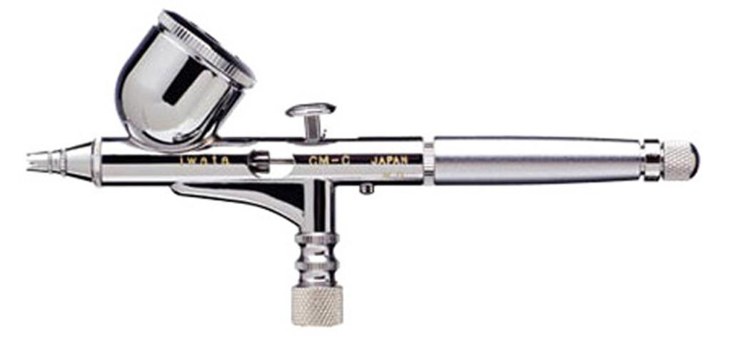 Anest Iwata CM-C2 Airbrush 0.23mm 7ml Custom Micron Series