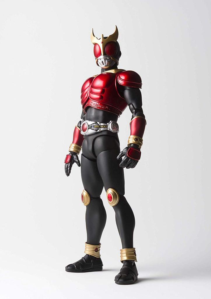 Bandai S.H. Figuarts Kamen Rider Kuuga Mighty Form (Decade Ver.) Figure (Shinkocchou Seihou)
