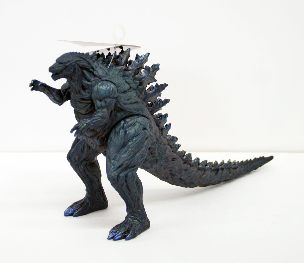 Bandai 167563 Movie Monster Series Godzilla 2017 (Planet of the Monsters)